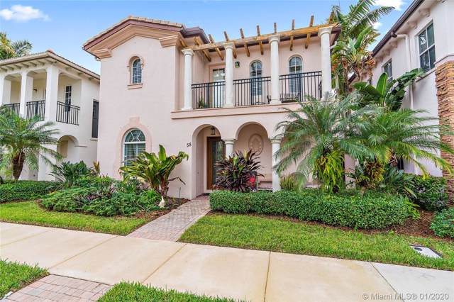 58 Stoney Drive, Palm Beach Gardens, FL 33410 (MLS #A10776514) :: United Realty Group