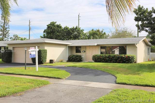 5110 Adams St, Hollywood, FL 33021 (#A10776658) :: Real Estate Authority