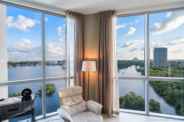 17111 Biscayne Blvd #1402, North Miami Beach, FL 33160 (MLS #A10776827) :: Grove Properties