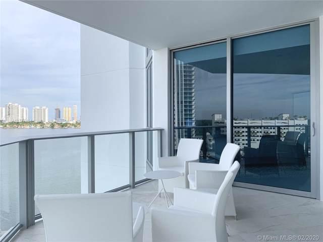 17111 Biscayne Blvd #807, North Miami Beach, FL 33160 (MLS #A10777484) :: The Teri Arbogast Team at Keller Williams Partners SW