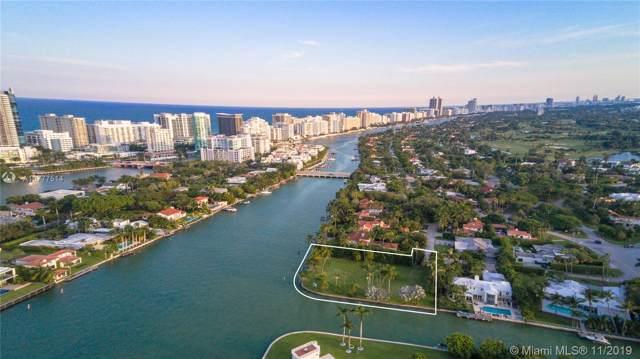 6455 Pinetree Drive Cir, Miami Beach, FL 33141 (MLS #A10777514) :: Grove Properties