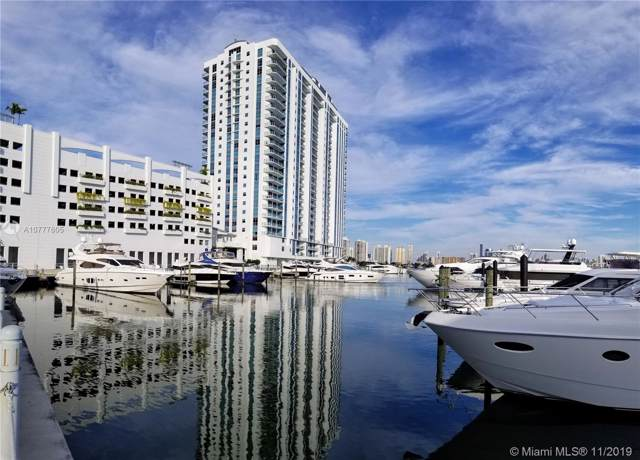 17301 Biscayne Blvd #2208, North Miami Beach, FL 33160 (MLS #A10777605) :: The Riley Smith Group