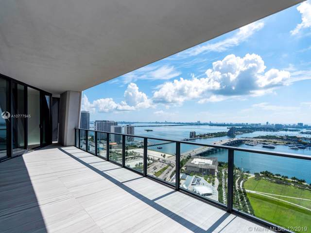1000 Biscayne Blvd #3601, Miami, FL 33132 (MLS #A10777945) :: Ray De Leon with One Sotheby's International Realty