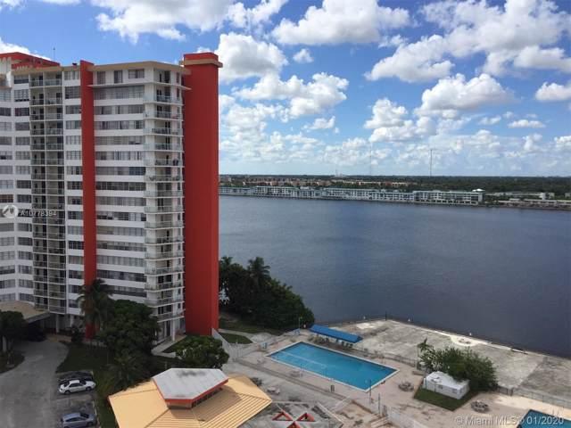 1351 NE Miami Gardens Dr 1101E, Miami, FL 33179 (MLS #A10778394) :: Lucido Global