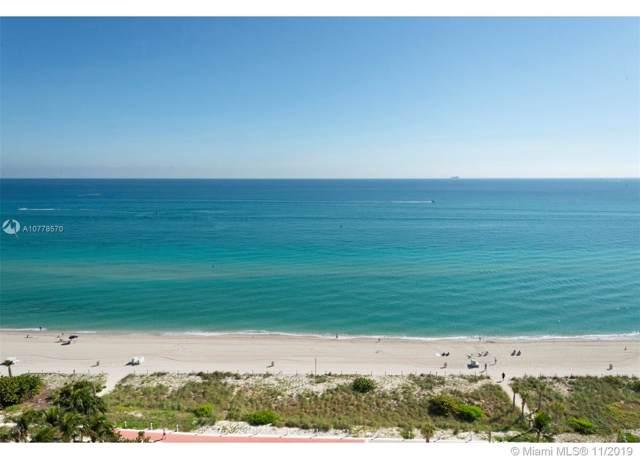 5005 Collins Ave Ph05, Miami Beach, FL 33140 (MLS #A10778570) :: The Teri Arbogast Team at Keller Williams Partners SW
