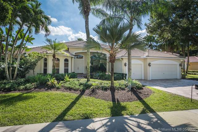2522 Princeton Ct, Weston, FL 33327 (MLS #A10778919) :: Green Realty Properties