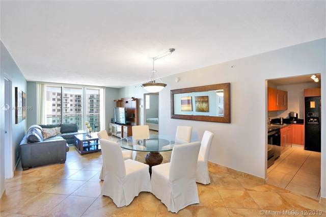 3000 S Ocean Dr #1222, Hollywood, FL 33019 (MLS #A10779385) :: Berkshire Hathaway HomeServices EWM Realty