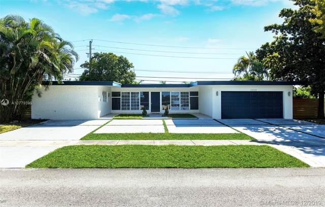 2050 NE 185th Ter, North Miami Beach, FL 33179 (MLS #A10779399) :: Albert Garcia Team
