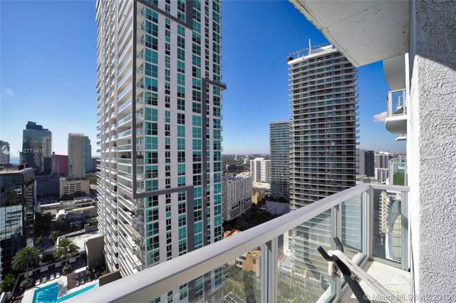 1050 Brickell Ave #2510, Miami, FL 33131 (MLS #A10779419) :: Berkshire Hathaway HomeServices EWM Realty