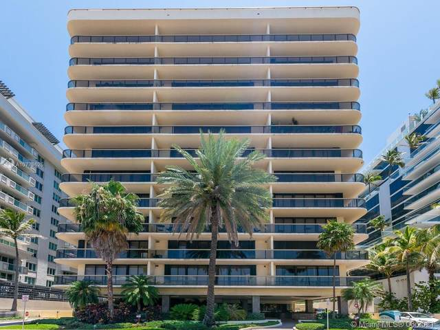 9455 Collins Ave #301, Surfside, FL 33154 (MLS #A10779625) :: The Rose Harris Group