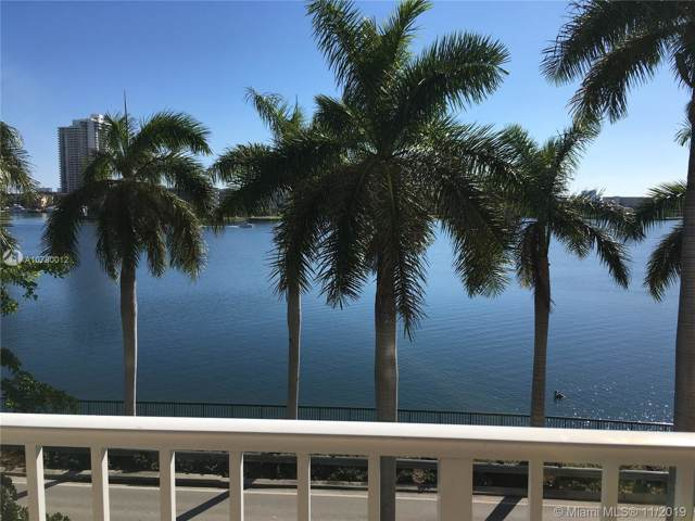 2801 NE 183rd St 316W, Aventura, FL 33160 (MLS #A10780012) :: THE BANNON GROUP at RE/MAX CONSULTANTS REALTY I