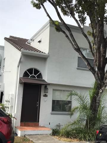 4738 NW 97th Ct #84, Doral, FL 33178 (MLS #A10781380) :: Berkshire Hathaway HomeServices EWM Realty