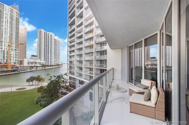 475 Brickell Ave #614, Miami, FL 33131 (MLS #A10782688) :: Berkshire Hathaway HomeServices EWM Realty