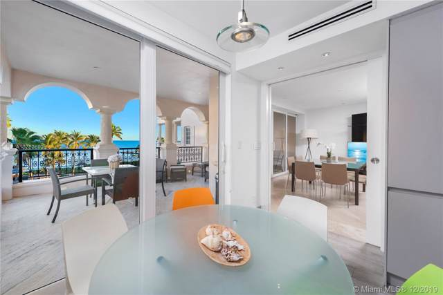 19241 Fisher Island Dr #19241, Miami Beach, FL 33109 (MLS #A10782692) :: The Riley Smith Group