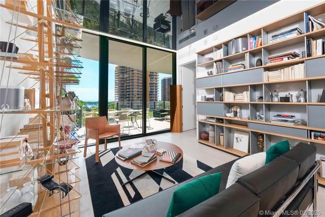 2831 S Bayshore Dr #603, Miami, FL 33133 (MLS #A10783125) :: Berkshire Hathaway HomeServices EWM Realty