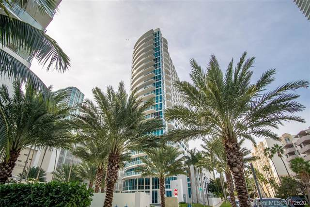 480 NE 30th St #705, Miami, FL 33137 (MLS #A10783576) :: The Jack Coden Group