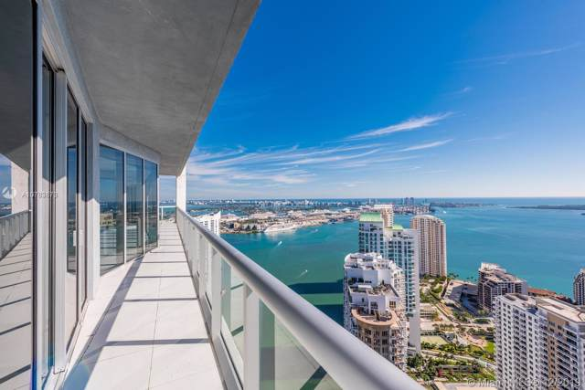 465 Brickell Ave #5201, Miami, FL 33131 (MLS #A10783873) :: Prestige Realty Group