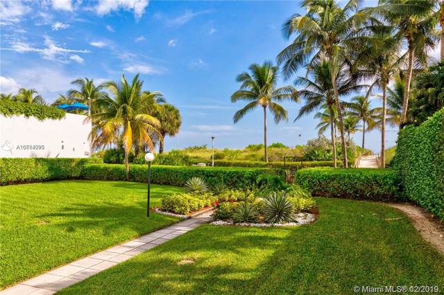 1623 Collins Ave #320, Miami Beach, FL 33139 (MLS #A10784095) :: The Riley Smith Group