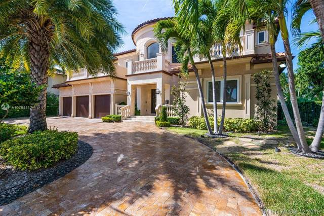 2561 Mercedes Dr, Fort Lauderdale, FL 33316 (MLS #A10784117) :: The Howland Group