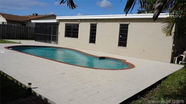 9450 NW 31 Pl, Sunrise, FL 33351 (MLS #A10785012) :: Berkshire Hathaway HomeServices EWM Realty