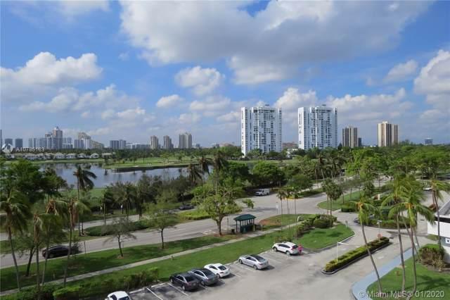 3675 N Country Club Dr #604, Aventura, FL 33180 (MLS #A10785163) :: Berkshire Hathaway HomeServices EWM Realty