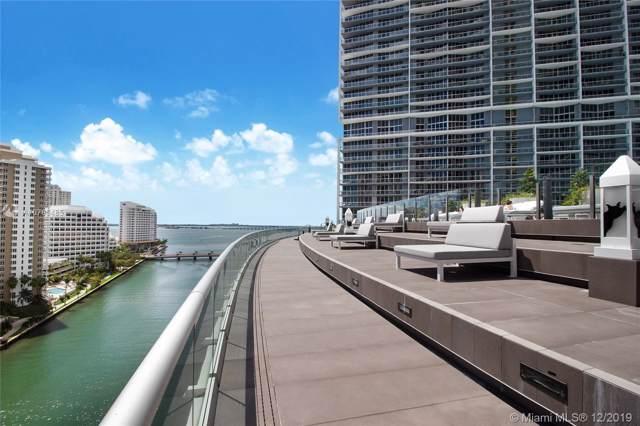 475 Brickell Ave #2613, Miami, FL 33131 (MLS #A10785485) :: Berkshire Hathaway HomeServices EWM Realty