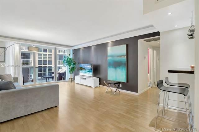 1200 West Ave #1421, Miami Beach, FL 33139 (MLS #A10785990) :: Castelli Real Estate Services