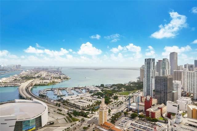 851 NE 1st Ave #4109, Miami, FL 33128 (MLS #A10786519) :: Castelli Real Estate Services