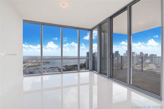 851 NE 1st Ave #4111, Miami, FL 33128 (MLS #A10786559) :: ONE Sotheby's International Realty