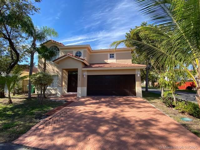 9020 SW 215th Ter, Cutler Bay, FL 33189 (MLS #A10787404) :: Patty Accorto Team