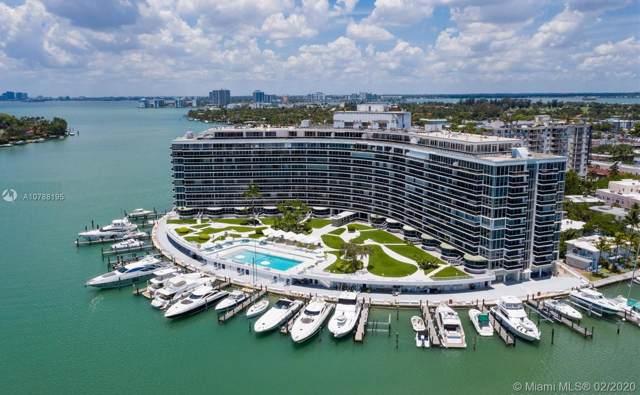 900 Bay Dr #725, Miami Beach, FL 33141 (MLS #A10788195) :: Laurie Finkelstein Reader Team