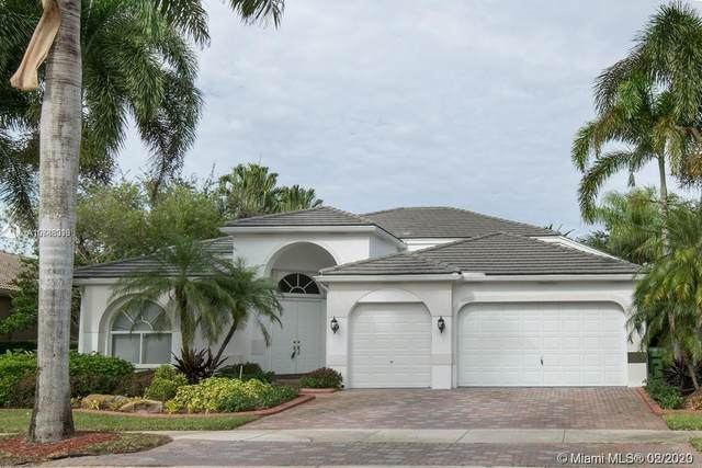 2535 Jardin Ln, Weston, FL 33327 (MLS #A10788316) :: The Teri Arbogast Team at Keller Williams Partners SW