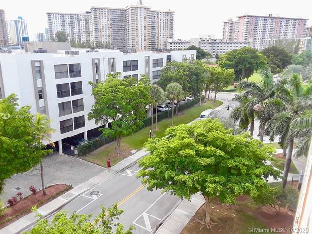 200 178th Dr #706, Sunny Isles Beach, FL 33160 (MLS #A10788743) :: Berkshire Hathaway HomeServices EWM Realty