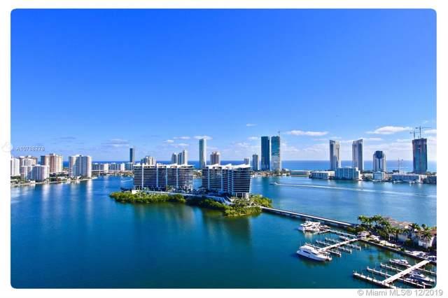 7000 Island Blvd #2506, Aventura, FL 33160 (MLS #A10788778) :: The Teri Arbogast Team at Keller Williams Partners SW
