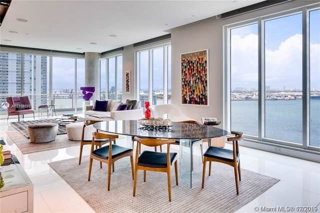 900 Brickell Key Blvd #1403, Miami, FL 33131 (MLS #A10788870) :: Berkshire Hathaway HomeServices EWM Realty