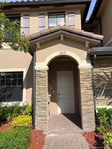 11415 SW 250TH LN #0, Miami, FL 33032 (MLS #A10789529) :: Berkshire Hathaway HomeServices EWM Realty