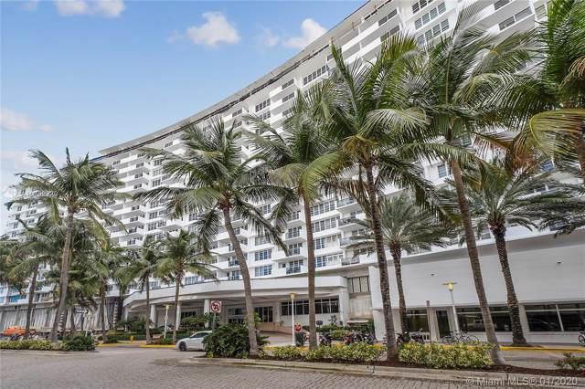 100 Lincoln Rd #338, Miami Beach, FL 33139 (MLS #A10789939) :: GK Realty Group LLC