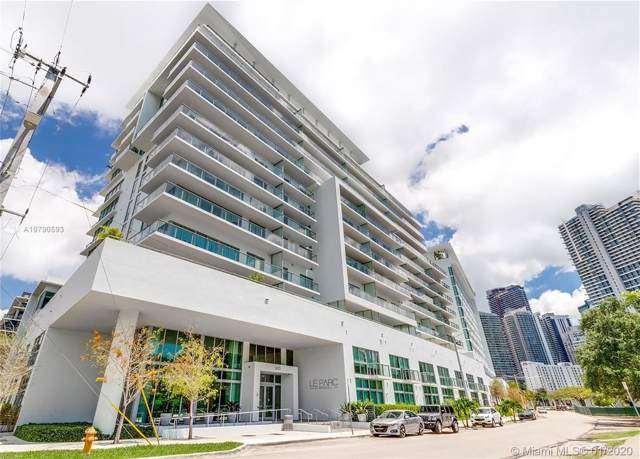 1600 SW 1st Ave #407, Miami, FL 33129 (MLS #A10790593) :: The Paiz Group