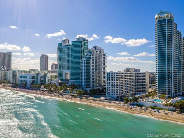 3505 S Ocean Dr #801, Hollywood, FL 33019 (MLS #A10790618) :: Lucido Global