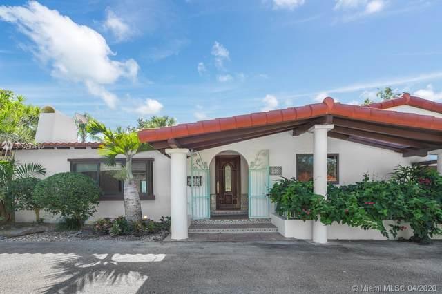 1352 Blue Rd, Coral Gables, FL 33146 (MLS #A10790800) :: Berkshire Hathaway HomeServices EWM Realty