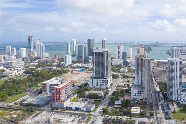 1600 NE 1st Ave #1506, Miami, FL 33132 (MLS #A10791084) :: Patty Accorto Team