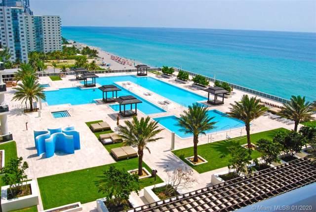 1800 S Ocean Dr #2206, Hallandale, FL 33009 (MLS #A10791121) :: The Rose Harris Group
