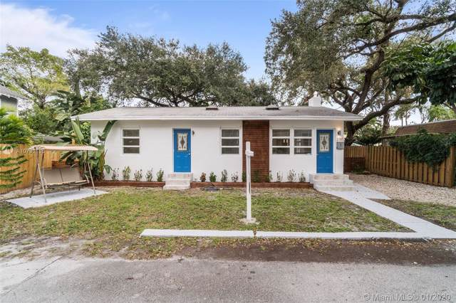 230 SW 13th Ave, Fort Lauderdale, FL 33312 (MLS #A10791196) :: RE/MAX