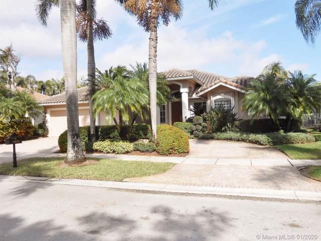 11031 Redhawk St, Plantation, FL 33324 (MLS #A10791283) :: GK Realty Group LLC