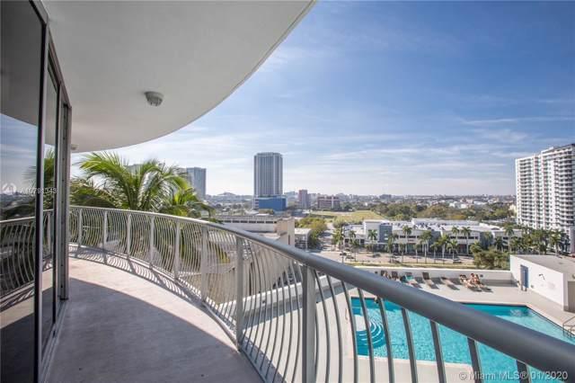 1750 N Bayshore Dr #1415, Miami, FL 33132 (MLS #A10791343) :: Laurie Finkelstein Reader Team