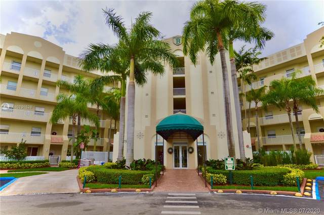 10750 NW 66th St #411, Doral, FL 33178 (MLS #A10791528) :: Carole Smith Real Estate Team