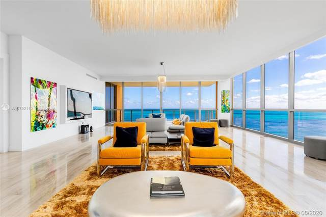 17749 Collins Ave #1002, Sunny Isles Beach, FL 33160 (MLS #A10792113) :: Green Realty Properties
