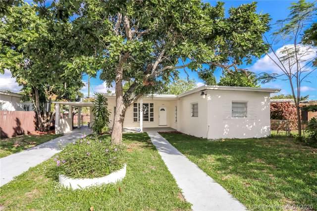 301 NW 109th St, Miami, FL 33168 (MLS #A10792283) :: Albert Garcia Team