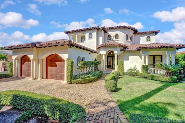 5320 Riviera Dr, Coral Gables, FL 33146 (MLS #A10792346) :: Green Realty Properties