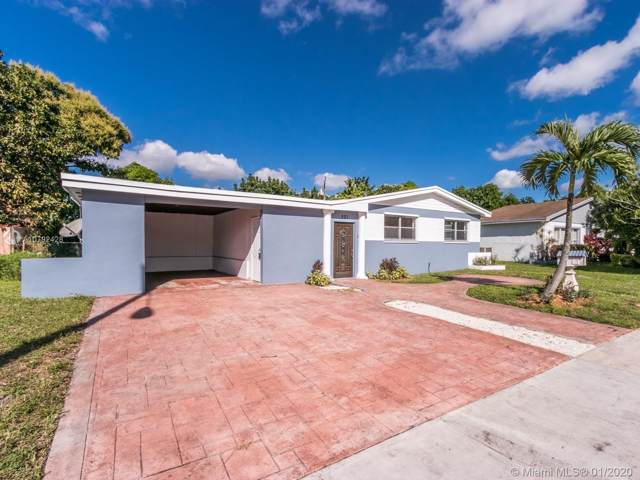521 NE 177th St, North Miami Beach, FL 33162 (MLS #A10792428) :: Berkshire Hathaway HomeServices EWM Realty